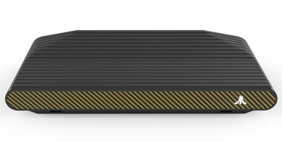 Atari VCS in 'Kevlar Gold'