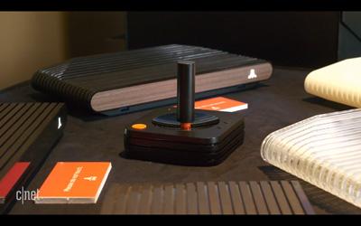 Empty Atari VCS cases